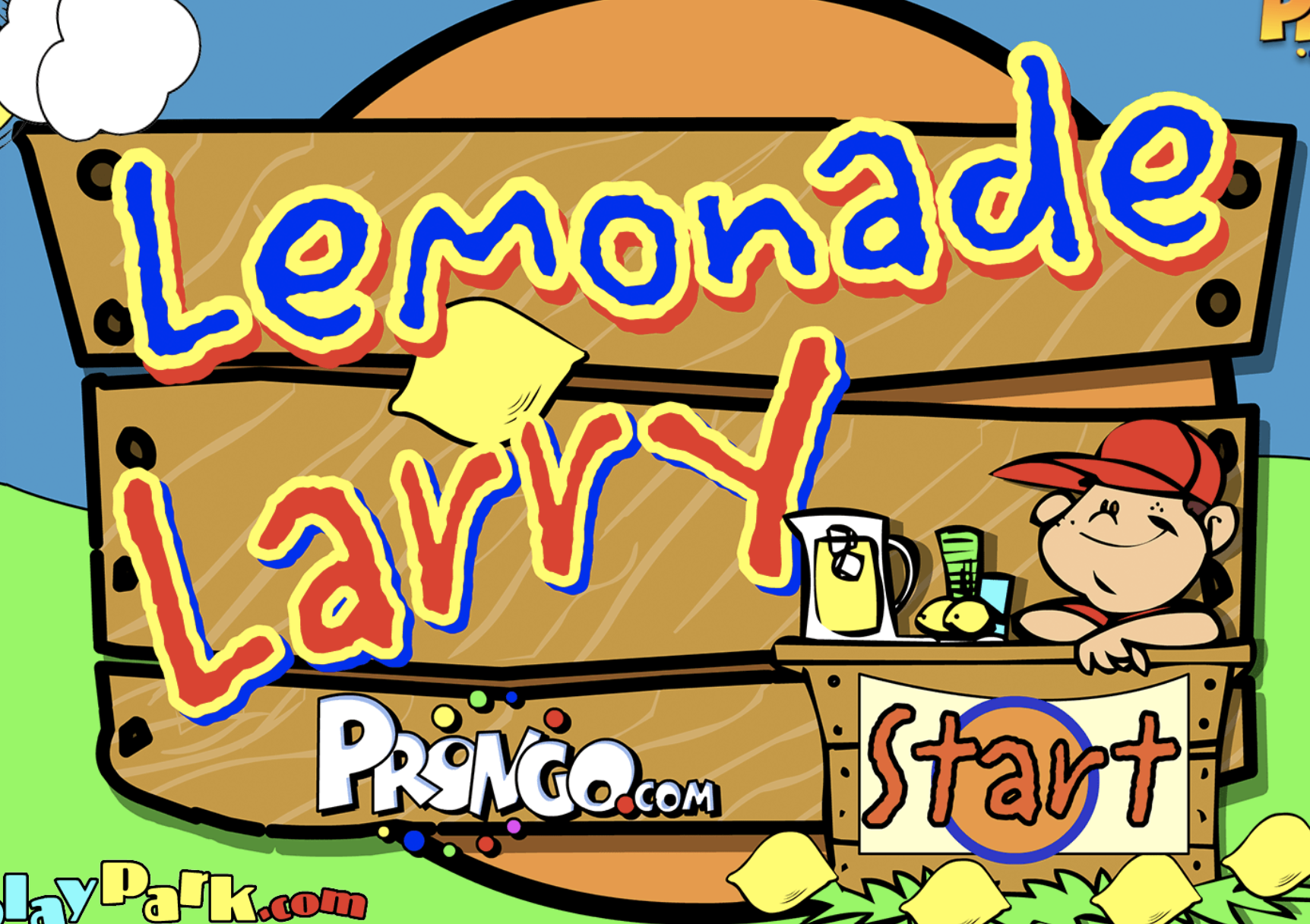 Image Lemonade Larry