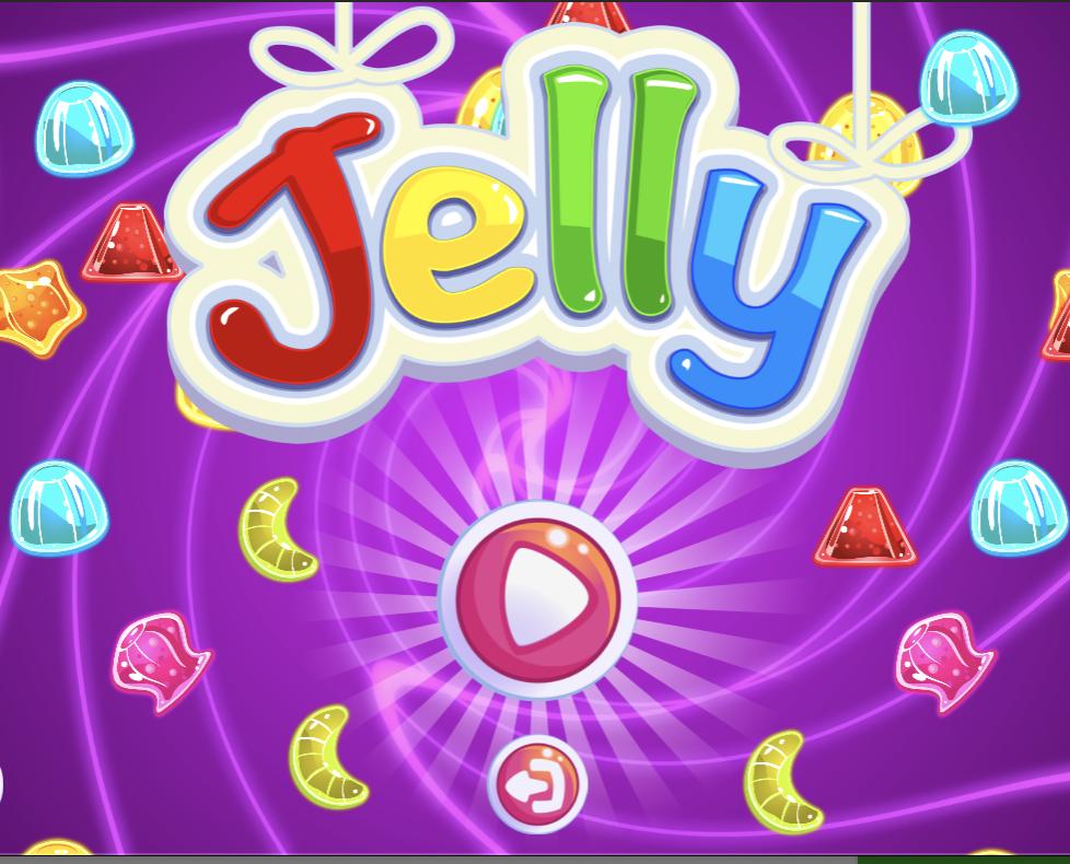 Jelly Gummy Match