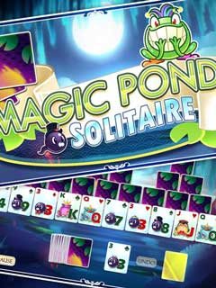 Image Magic Pond Solitaire