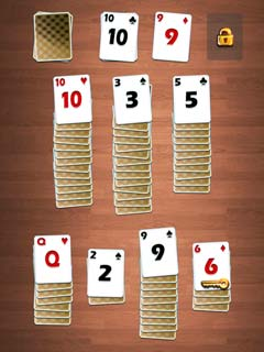 Image Three Gates Solitaire